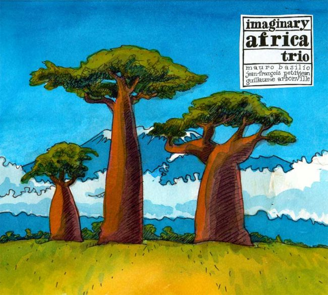 IMAGINARY AFRICA TRIO new CD !